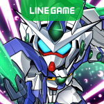 LINE: Gundam Wars! Newtype battle! All the MSes!  7.0.0 (Mod)