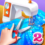 ✂️🧵Little Fashion Tailor 2 – Fun Sewing Game 5.6.5017 (Mod)