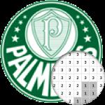 Logotipo Do Futebol Brasileiro Cor Por Número  9.0 (Mod)