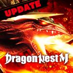 ドラゴンネストM 【アップデート】【オンライン協力コンボアクションRPG】 1.10.0 (Mod)