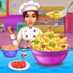 Make pasta cooking kitchen 1.7 (Mod)