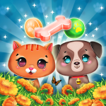 Match 3 – Pet Paradise Party 1.0.22 (Mod)