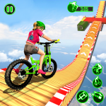 Mega Ramp BMX Bicycle Racing : Tricky Stunts 2020 1.2 (Mod)