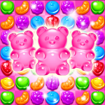 Sugar Hunter Match 3 Puzzle  1.2.3 (Mod)
