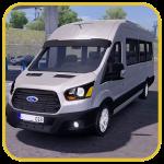 Minibus Sprinter Passenger Game 2019  2.20 (Mod)