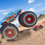 Monster Truck Off Road Racing 2020: Offroad Games  3.9 (Mod)