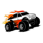 Monster Truck Xtreme Offroad Game 1.71 (Mod)