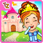 👸 My Princess Town – Doll House Games for Kids 👑 2.3 (Mod)