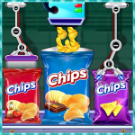 Potato Chips Factory Games – Delicious Food Maker 1.0.13 (Mod)