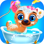 Puppy Pet Care – Caring For Puppy Salon 1.0.3 (Mod)