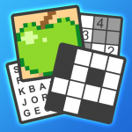 Puzzle Page Crossword, Sudoku, Picross and more  3.8 (Mod)