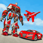 Real Air Jet Fighter – Grand Robot Shooting Games 1.1.6 (Mod)