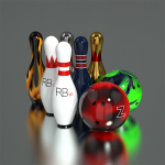 Real Bowling 3D -Physics Engine Bowling Game- 2.14.1 (Mod)