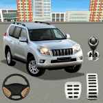 Car Parking Simulator Games: Prado Car Games 2021  2.0.082 (Mod)