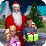 Rich Dad Santa: Fun Christmas Game 1.0.11 (Mod)