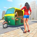 Rickshaw Driving Simulator – Drive New Games 1.2 (Mod)