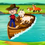 River Crossing IQ Hindi Puzzle 1.03 (Mod)