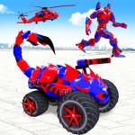 Scorpion Robot Monster Truck Transform Robot Games 7 (Mod)