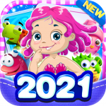 Solitaire Mermaid & Fish 1.8.33 (Mod)