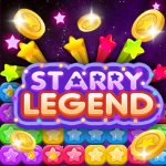 Starry Legend – Star Games 1.0.3 (Mod)