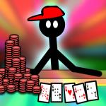 Stickman Poker Tycoon 1.3 (Mod)