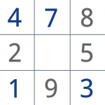 Sudoku: Easy Sudoku & Free Puzzle Game 1.0.8  (Mod)