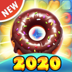 Sweet Cookie -2019 Puzzle Free Game 1.5.5  (Mod)