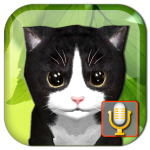 Talking Kittens virtual cat that speaks, take care  0.6.7 (Mod)