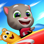 Talking Tom Sky Run: The Fun New Flying Game 1.2.0.1340 (Mod)