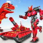 Tank Robot Car Game 2020 – Robot Dinosaur Games 3d  1.1.0 (Mod)