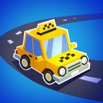 Taxi Run Crazy Driver  1.40 (Mod)