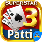Teen Patti Superstar – 3 Patti Online Poker Gold 40.5  (Mod)