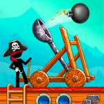 The Catapult: Castle Clash with Awesome Pirates 1.2.5 (Mod)
