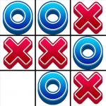 Tic Tac Toe 2 player games, tip toe 3d tic tac toe 21(Mod)