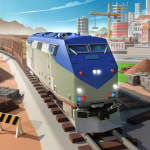 Train Station 2: Railroad Tycoon & City Simulator  1.32.0 (Mod)
