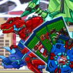 Transform Dino Robot – General Mobilization  1.31.2 (Mod)