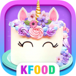 Unicorn Chef: Cooking Games for Girls  5.6  (Mod)