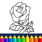 Valentines love coloring book  15.9.6 (Mod)