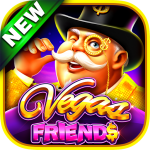 Vegas Friends – Casino Slots for Free  1.0.017 (Mod)