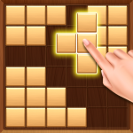 Wood Block Classic Block Puzzle Game  1.0.7 (Mod)