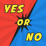 Yes Or No – Funny Ask and Answer Questions game 4.9.8 (Mod)