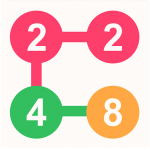 2 For 2: Connect the Numbers Puzzle 2.1.3 (Mod)