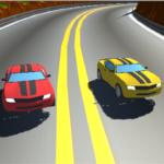 2 Player Racing 3D  1.25 (Mod)