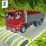 3D Truck Driving Simulator Real Driving Games  2.0.046 (Mod)