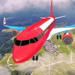 Airplane Flight Simulator Free Offline Games  1.2.1 (Mod)