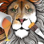 Animal Coloring Book 3.1.1 (Mod)