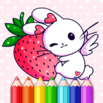 Animated Kids Coloring Book  5.0 (Mod)