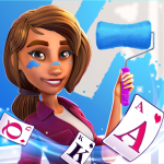 Solitaire Story – Ava's Manor: Tripeaks Card Game  23.0.1 (Mod)