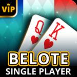 VIP Belote French Belote Online Multiplayer  3.9.0.89 (Mod)