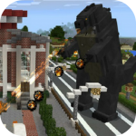 Big Godzilla Mod for MCPE  4.3 (Mod)